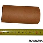 Tonhöhle Krebse, Länge 10 cm; Ø 4 cm einseitig offen