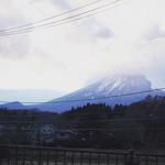 岩手山です。雄大な自然に感動!!