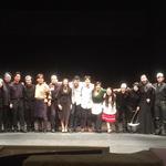 オペラ《改心した大酒飲み》終演いたしました。素晴らしい方々に囲まれて歌えましたこと心より感謝いたします。