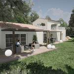 Construction d'une villa à la Gaude