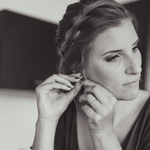 Braut Frisur # Hochzeitsfrisur #Flechtfrisur #Braut Make-up