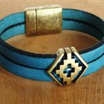 Bracelet cuir pour hommes et femmes