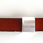bracelet cuir beau fermoir ; noces 2 ans cadeau