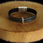 Bracelet pour homme ; cadeau homme pour anniversaire 2 ans de mariage