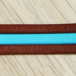 bracelet lacet cuir