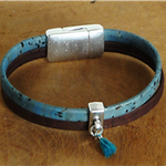 joli bracelet en liège
