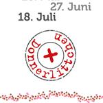 "Kunde: Stadtrandperlen | Signet + Postkarte ""Donnerlittchen"""