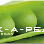 Kunde: Pick-a-Pea | Biofastfood | Signet