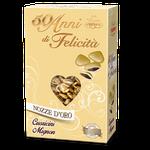 cuoricini oro al cioccolato 500g € 12,00