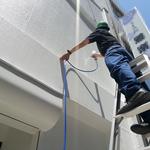 外壁塗装の汚れ防止