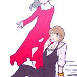 アキちゃんと夏希さん