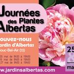 Journée des Plantes Albertas Bouc bel Air