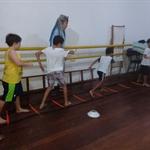 Teilnehmer Capoeira Unterricht