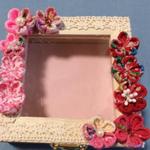 小花ボックス ピンク