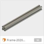 Aluminium Frame 2020