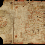 Kolumbus Weltkarte