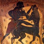 Herkules tötet Nessos