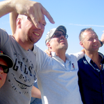 Unsere 'Jungen Wilden', auch sie hatten ihren Spaß und sind immer wieder mit Begeisterung bei unseren Ausflügen dabei. (Bild: Rainer Weiß)