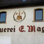 Ca. 5.500 Einwohner, aber immer noch mehrere Brauereine! Es stimmt also: Bierland Oberfranken... (Bild: Rainer Weiß)