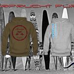 Für die Jungs: Script-Surfer Circle Cool Blue Orange Ball