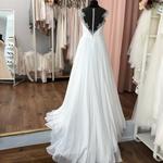 Brautkleid, Hochzeitskleid, Vintage,  Chiffonrock,  Gr. 36 Neu und ungetragen