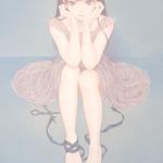 「形成」 606x803mm キャンバスにアクリル Acrylic on Canvas