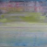 03/15  -  100 x 120 cm  -  Meer  -  Öl/Leinwand