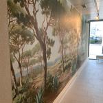 artundcolour malergeschäft swiss biohealth store & coffee tapezieren