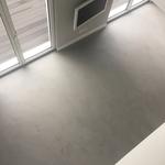 artundcolour fugenloser bodenbelag betongrau liscio by gobbetto