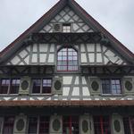 artundcolour malerarbeiten am fachwerkhaus in salenstein