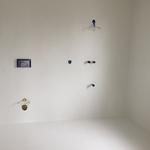 artundcolour fugenloser wandbelag liscio bianco by topciment valencia