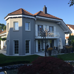 artundcolour malerarbeiten fassadenrenovation in oberhofen (nachher)