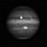 Jupiter, Mak 180 + filtre méthane, juillet 2019, Dordogne, Philippe