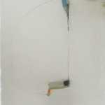D'un mouvement de la main, encre sur papier Arches, 57x76 cm, 2008