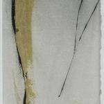 Nu, encre sur papier Arches, 19x57 cm, 2005