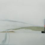 Ile, encre sur papier Arches, 76x57 cm, 2008