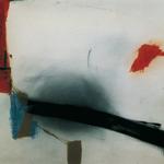 Sans titre, encre sur papier Arches, 120x80 cm, 1992
