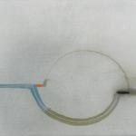 Juste équilibre, encre sur papier Arches, 76x57 cm, 2008