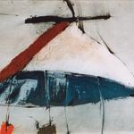 Manège, encre sur papier Arches, 76x57 cm, 1992