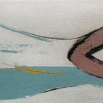 Féminité, encre sur papier Arches, 76x29 cm, 1998