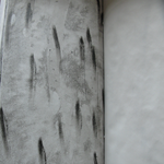 De la pluie,  les mots de Martin Page, les papiers de Sophie Marchand