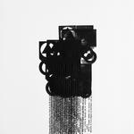 O 005, gravure bois, 24,5x29 cm, 2005
