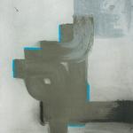 Connexe, encre sur papier Arches, 57x76 cm, 2011