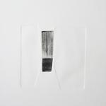 Parenthèse, gravure pointe sèche, 37x40 cm, 1/1, 2000