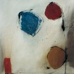 En plein vol, encre sur papier Arches, 57x76 cm, 1991