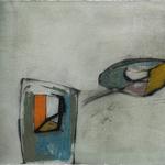 Passage, encre sur papier Arches, 76x57 cm, 2005