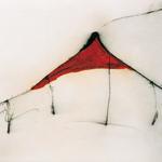 Désert, encre sur papier Arches, 76x57 cm, 1991