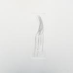 Pluie, gravure eau-forte, 40x40 cm, 2/2, 2005
