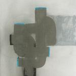 Liés, encre sur papier Arches, 57x76 cm, 2011