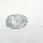 Granite, gravure pointe sèche, 40x40 cm, 1/1, 2008